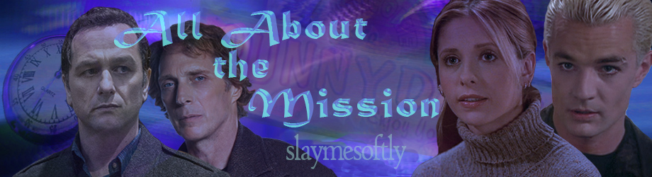 All About the Mission - Part 2 of the I Would Still Have Loved You series.